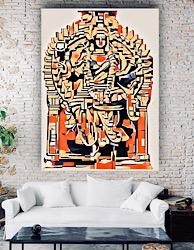 Sri Durga ~ Asura Mardini